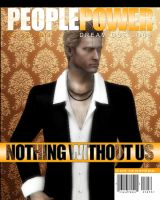 Wesker's Magazine Cover by IamRinoaHeartilly
