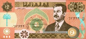 banknotes - IRAQ no.3 by gapystock