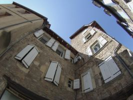 Streets of Mende by organicvision