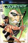 Green Arrow-Shado by thepunisherone