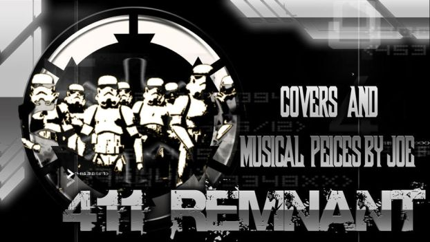 411Remnant Music Cover Art by 411Remnant