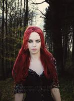 Untitled Portrait by slight-art-obsession