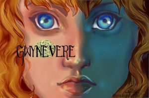 Gwynevere-cover by Linyaen