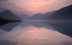 Wast Water 5 by novakovsky