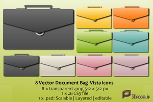 8-Vector-Document-Bag-Vista-Ic by p30room