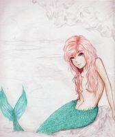 Mermaid by TheRookieCookie