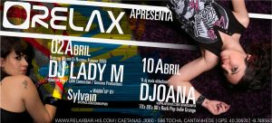 Djoana e Dj Lady M Relax by dawn2duskpt