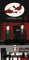 Cardinal Club Preview and Game Link by Frozen-lullaby
