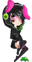 EvilPinkBunny's Avi Art by Baby-Boo-Boo