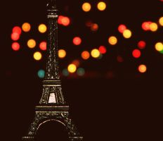 Paris lights by little-bittie-pretty