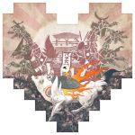 Revival of Amaterasu by classic-syndrome