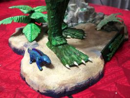 Moebius Model's  CREATURE FORM THE BLACK LAGOON 05 by EVysther
