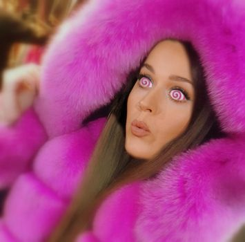 Katy's Pink and Fuzzy Mind by oneeyedstranger