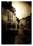Its Grim On The High St by fineartbyandrewdavid