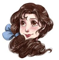 Belle by courtneygodbey