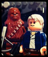 Chewie, We're Home. by PuTTe