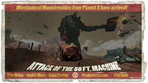 Attack of the 50ft. Machine by FoopheR