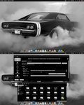 BE::SHELL and Bespin Black Themes by CraazyT