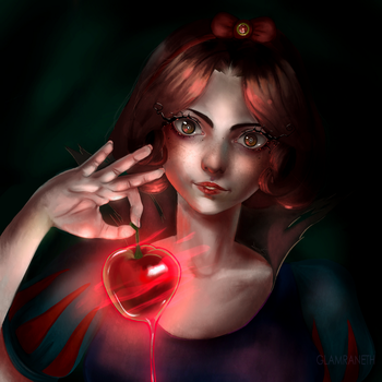 Snow White - Twist Fate Entry by Glamra