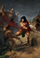 Conan VIII by Memed