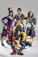 Borderlands 2 by DawnArts