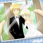 Day 26 OTP Challenge: Getting married by Oyakiss