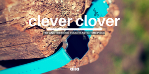 Clever clover - TOUCH SCREEN WATCH by aiia-promo-products