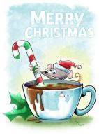 Hot Chocolate Mouse by clelanjh