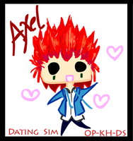 Axel -Flash Game- by OP-KingdomHearts-DS