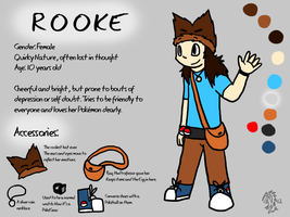 Rooke (NuzRooke) Reference by DragonwolfRooke