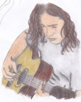Ray Toro by banditskeeper