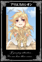 LC Chibis - Shion by afo2006