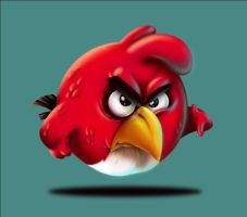 Angry Birds by redisoj