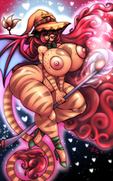 Sexy Halloween by Rafeal