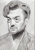 Brooker Sketch by JSPete