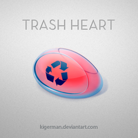 TRASH HEART by kigerman