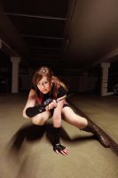Claire Redfield - Original Resident Evil 2 Cosplay by ChaoticClaire