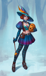 Halloween_Witch by inSOLense