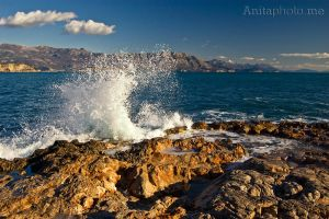 The wave by Grofica