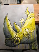 King Rhino Process by MarcosMachina