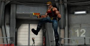 Dont Piss Duke off by Wesker500