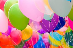 Baloons by iShootRAWit