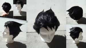 Robin Wig Comission by TemaTime