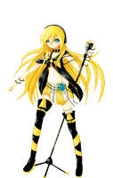 Vocaloid-Lily by RinRinDaishi
