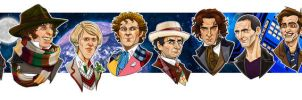 The Last of the Time Lords by ChadODellRoberts
