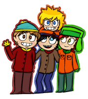 .:Come on down to South Park:. by mysterinot