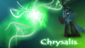 The birth of the chrysalis by romus91