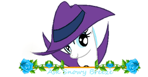 Ask Snowy Breeze Banner by Spartkle