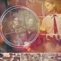 Spencer Reid Blend by Daney19