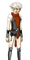 Star Wars OC - Kalyr Arvahd by ShadOBabe